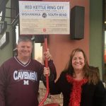 Mishawaka Answers the Bell for Salvation Army