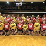 Hums Wins Mishawaka Elementary Volleyball Championship