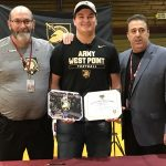 Alex Faulkner Signs with Army Football  MSN Video Story