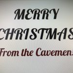 Merry Christmas from THE CAVEMEN!
