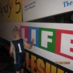 Tyler Allman Played the Game of Life