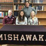 Mishawaka's Basker Signs with Lake Michigan College (MSN Video)
