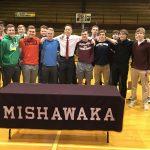 Mishawaka's Isaiah Evans Signs with Indiana Wesleyan (MSN Video Story)