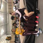 Girls Varsity Track finishes 1st place at Trine HSR Indoor