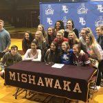 Gabi Reinoehl Signs With Bethel Cheerleading