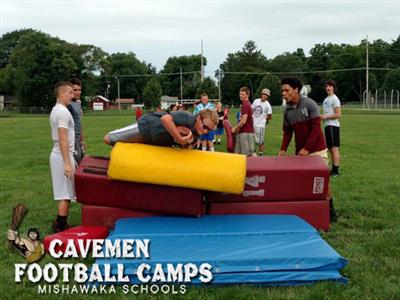 Cavemen Summer Sports Camps Schedules and Sign Up Date Announced