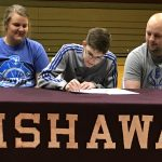 Micah Gabler Signs on as Student Coach at Bethel College