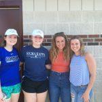 Girls Varsity Tennis falls to South Bend Riley 4 – 1