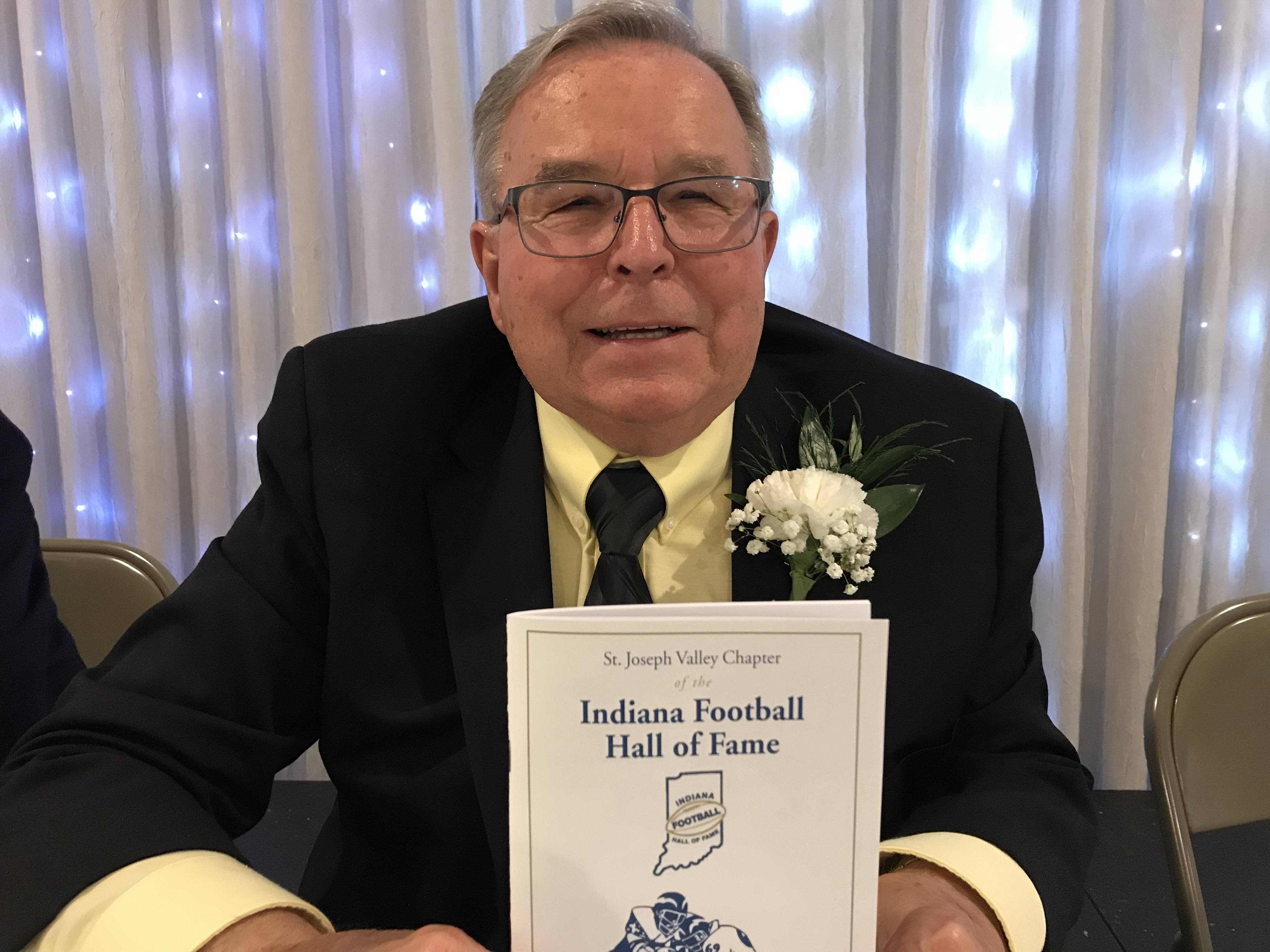 Mishawaka's Dr. Dean Speicher Inducted into Indiana Football Hall of Fame (MSN Video Story)