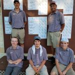 Boys Varsity Golf finishes 4th place at NIC Conference Tournament