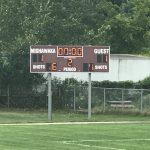 Boys Varsity Soccer vs LaVille Jr-Sr tie 1-1
