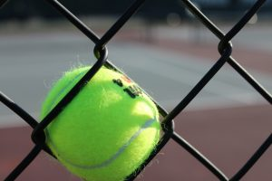 Boy Tennis vs. Clay 9-11-18