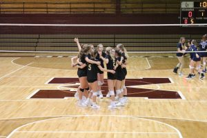 Volleyball vs. Riley 9-13-18