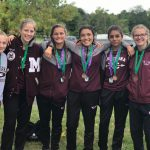 #23 ranked Girls Cross-Country 5th at New Haven Classic