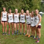 Girls Cross Country finishes 2nd place at Sectionals; Advance to Regionals