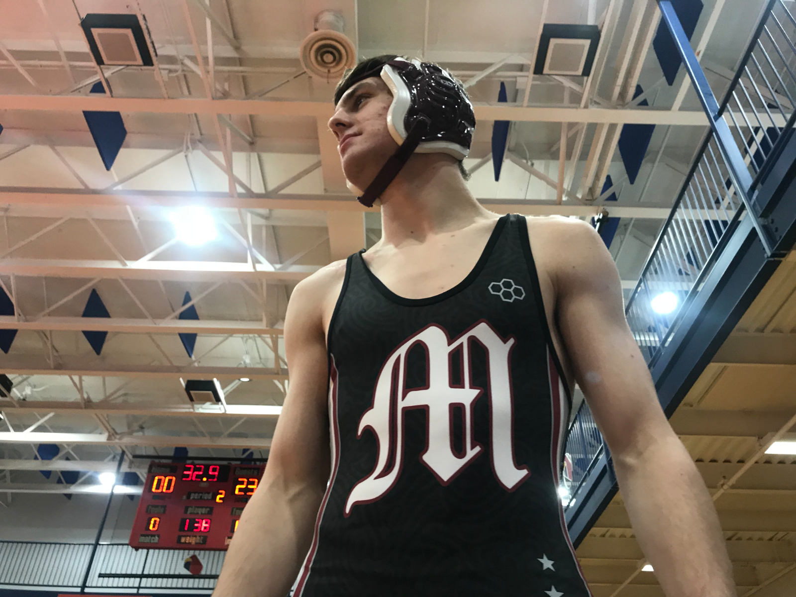 Mishawaka's Gabriel Weeks Chooses College for Music and Wrestling