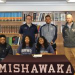 Mishawaka's Deijana Smith Signs with St. Mary's of the Woods