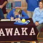 Mishawaka's Anna Carpenter Signs with Bethel