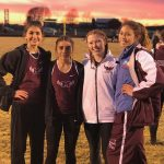Girls Track crush Northwood and Riley in season opener.