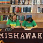 Mishawaka's Hailey Unger Signs with Kentucky State
