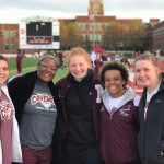 Girls track improves to 9 – 0 with wins over St Joe and Bremen