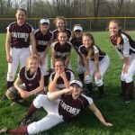 Two pitchers rally together in No-Hitter as Mishawaka Junior Varsity Softball defeats Elkhart Central
