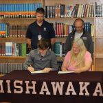 Mishawaka's Shane Glasco Signs with Bethel Track
