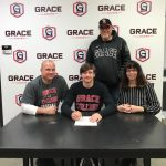 Cavemen Senior Colin Fee Selects Grace College to Play Baseball