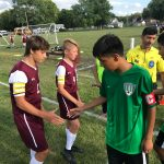 Middle School Soccer Begins at Mishawaka