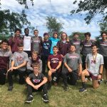 Boys Cross Country finishes 11th place at Penn Invite