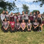 Girls Cross Country finishes 8th place at Penn Invite