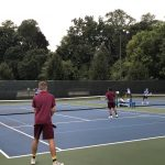 Boys Varsity Tennis falls to Saint Joseph 5 – 0