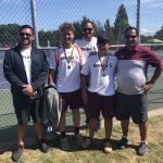 Boys Varsity Tennis finishes 6th place at New Prairie Invite (3 matches)