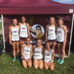 Girls Cross-Country 16th at New Prairie Invite