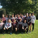 Boys Cross-Country 3rd at NIC, Quintana NIC Champ!