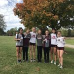 Girls Cross-Country 3rd at Regionals, Advance to Semi-State!