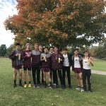 Boys Cross-Country 4th at Regionals, Qualify for Semi-State!