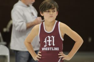 Mishawaka Elementary Wrestling!  Beiger Wins the Title, but Everyone has Fun