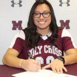 Mishawaka's Rachel Gomez Signs With Holy Cross