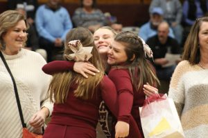 Mishawaka Senior Night in Photos – Basketball, Cheerleading, Band, Dance