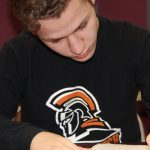 Mishawaka's Brendon Mark Signs with Indiana Tech