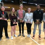 Mishawaka Winter Athletic Awards