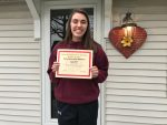 Mishawaka Basketball Senior Jordyn Bobos Named Academic All State