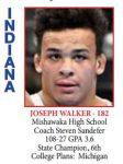 Joe Walker – 2020 USA Wrestling Scholastic All-American