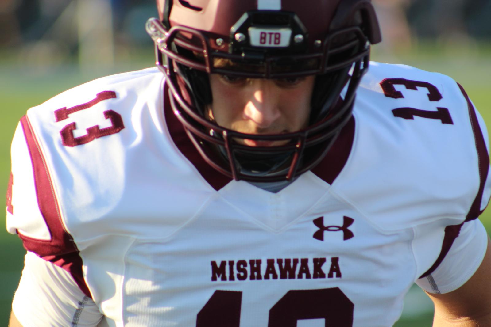 Mishawaka Coach Keith Kinder Previews Plymouth Game