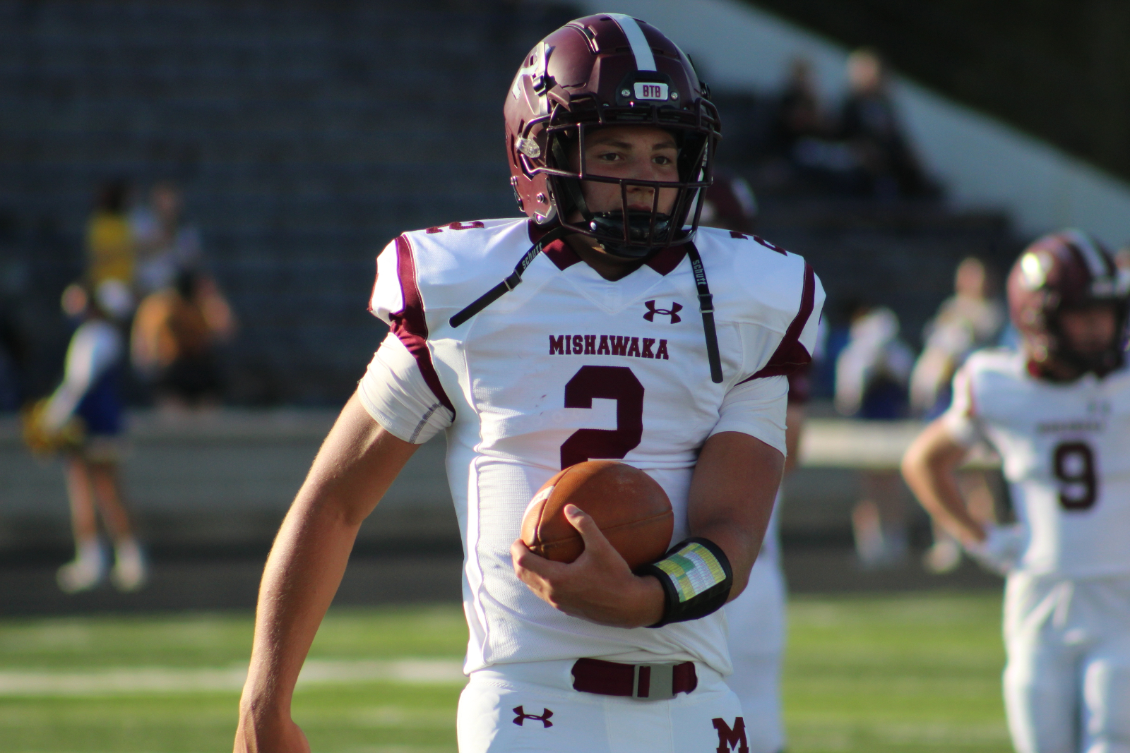 Mishawaka Football at Elkhart 8-28-20