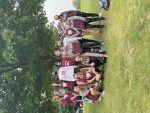 Girls Cross-Country 5th at Minuteman Invite
