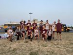 Boys Cross Country 7th place at NLC Super Dual  #2