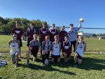 Boys Cross Country finishes 18th place at New Prairie Invite