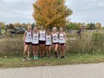 Girls Cross Country 4th place at Regionals; Advance to Semi-State
